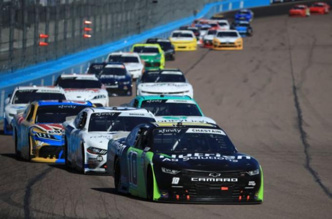 NASCAR Xfinity Series: Las Vegas 300 at Las Vegas Motor Speedway