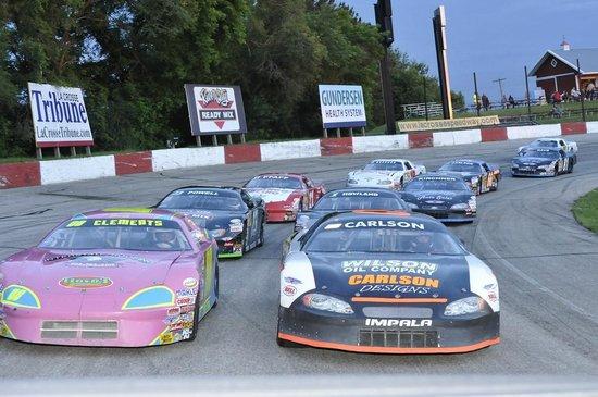 NASCAR Whelen All-American Series: Bullring Racing - Championship Night at Las Vegas Motor Speedway