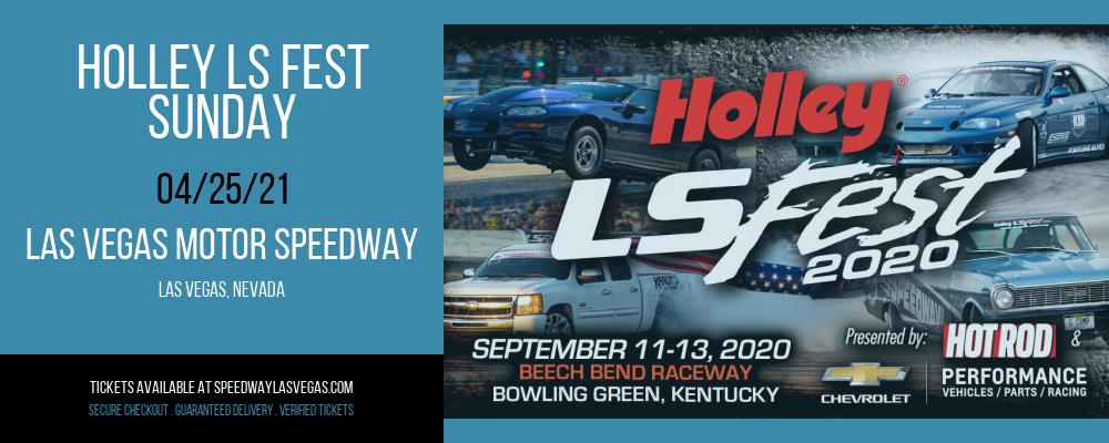 Holley LS Fest - Sunday at Las Vegas Motor Speedway